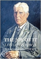 littleton powys: the joy of it, sherborne, sherborne prep school, the sundial press,