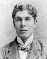 littleton powys as a young man
