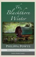 philippa powys, the blackthorn winter, the powys society, sundial press