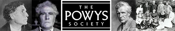 Powys Society banner